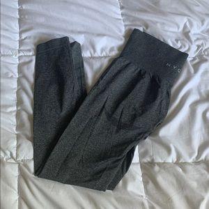NVGTN black speckled leggings